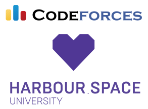 Codeforces and Harbour.Space